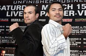 The Pacquiao vs Marquez
