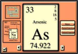 Arsenic exposure appears to