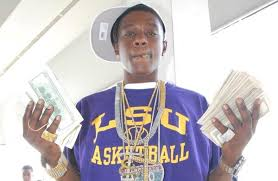 Boosie spent most