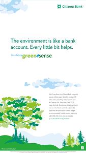 Citizens Bank Green$ense