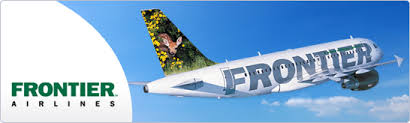 Save on Frontier Flights