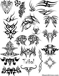 Palabras encadenadas . - Página 3 Tatuajes-tribales