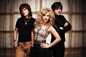 The Band Perry Breaks Through