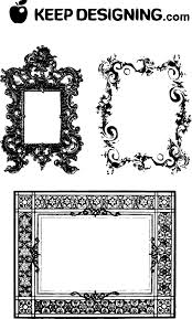 Frames \x26amp; Ornate Borders
