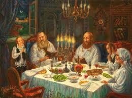 "Joh. 6,53-63- Das missverstandene ""Abendmahl"" Afikoman-1"