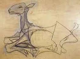 La Chevre - Picasso