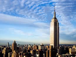 Empire State Building - s dotekem přírody
