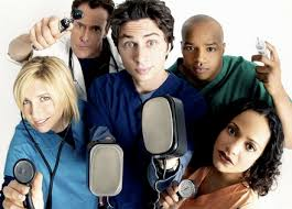 Scrubs Seasons 1-9 DVD
