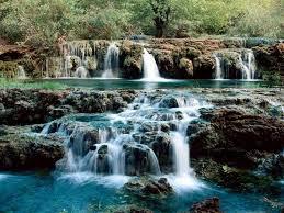 آبشار پلکانی