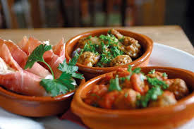 Some of our delicious Tapas