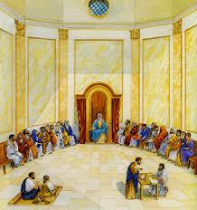 Der PROZESS Jeschua aus jüdischer Sicht -7- >Die Anhörung< Sanhedrin