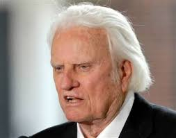 Billy Graham near death again