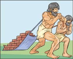 רמ´ח  MIZWOT - Gebote - 195 bis 211 Sklavenarbeit