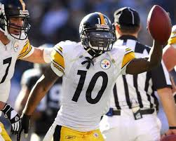 Santonio Holmes Caught With