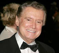 Kelly� host Regis Philbin