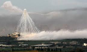 حروق الفوسفور الأبيص بغزة بمؤتمر لندني