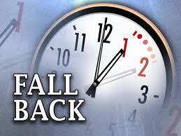 Time Change 2010 Fall