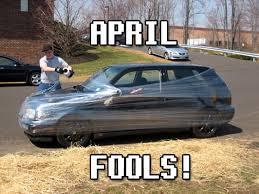 many April Fools jokes in