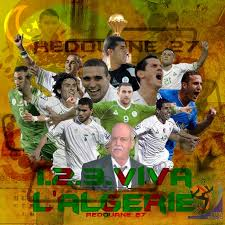 حياة اللاعبين الجزائريين