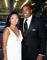 and evil twin Tiki Barber