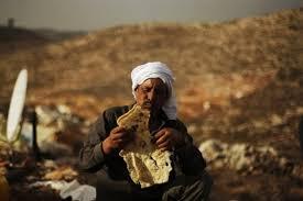 Bedouin tribesman West Bank
