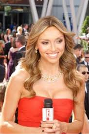 E! News host Giuliana Rancic