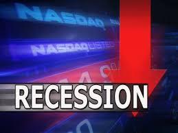Recession strikes!