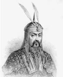 Early in 1221 Genghis Khan