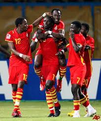 Ghanas Black Satellites