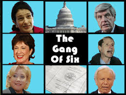 The Gang of Six (born July 17,