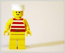 Make a LEGO man � A Totally