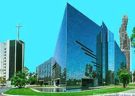 And The Crystal Cathedral