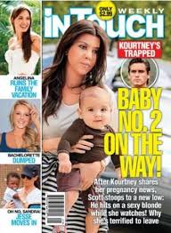 Kourtney Kardashian: Pregnant