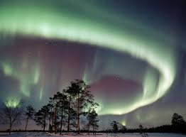 Northern Lights: Natures