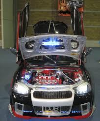 Los mejores autos modificados !!