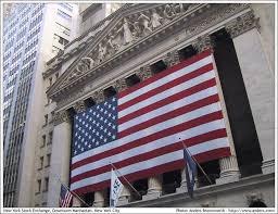 The New York Stock Exchange,