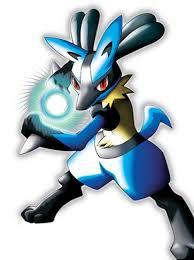 nuevos codigos de pokemon rumble wii(si no saben sobre el juego busqenlo esta muy padre) Lucario2