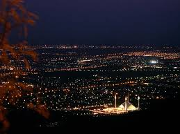 ISLAMABAD THE CAPITAL CITY OF