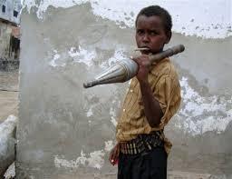 Ilustrace k článku: V Somálsku preskúmajú najímanie detských vojakov (Webnoviny)