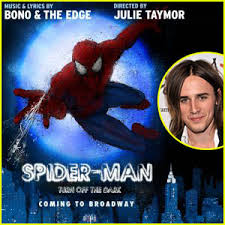 is Broadways Spider-Man