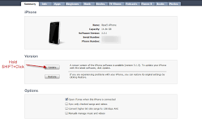 How to Update iPhone 2G with