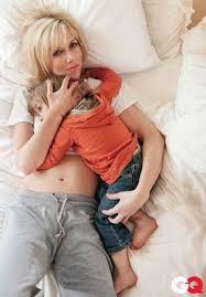 Rielle Hunter and Quinn Hunter