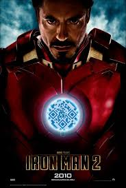 Nick Ford at Tappinn sent over - iron-man-2-poster