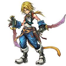 Who is that game character? 2 Dff-zidane-tribal