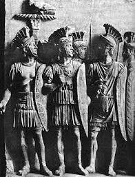 Der PROZESS Jeschua aus jüdischer Sicht -10- >Das Prätorium< Praetorianer_bd