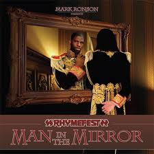 man in the mirror front