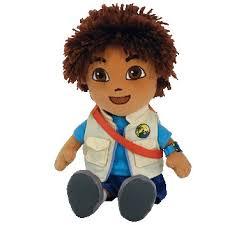 TY Beanie Baby - DIEGO (Nick