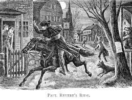 Paul Revere: text, images,