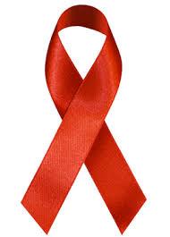 hiv aids ribbon