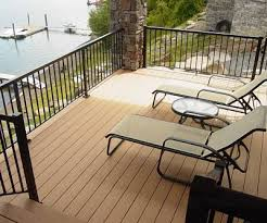 Aluminum Railing Systems for Home and Garden